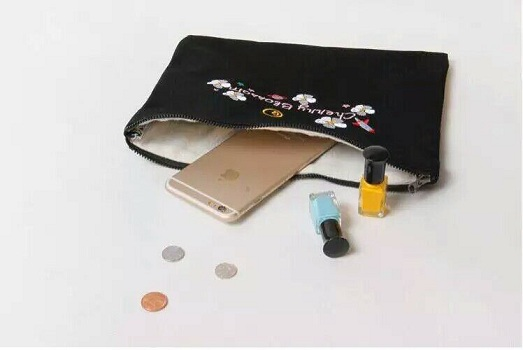 black cotton bags for packaging
