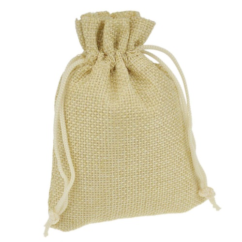 jute drawstring packaging bags factory | Fabric Bag Factory